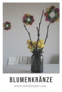 Blumenwiesenkränze