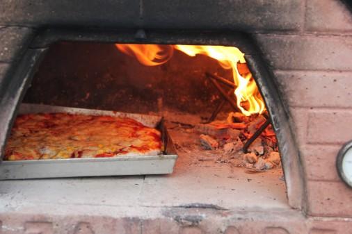 Pizzaofen